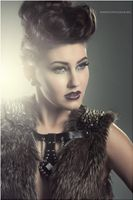 Photography and Editing: Robert Coppa. Make-up:  Jolina O'Hair. Hair: Sara Jayne Bourke