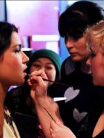 Behind the Scenes - touch ups