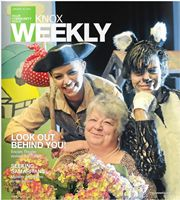 Dick Whittington - Knox Weekly Front Cover - 16 Jan 2013