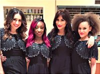 Backing Vocals on the X Factor 2015