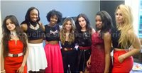 Interviewing Fifth Harmony 2015
