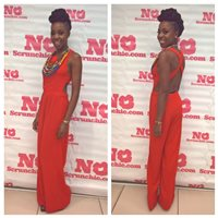 Host of the Good Afro Salon Awards 2015