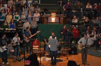 OneSound with Nigel Briggs at Coventry Central Hall