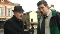 """On set of """"Newry News"""" a Comedy based in N.Ireland."""