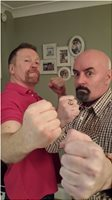 Me and My Good Friend Steve Collins