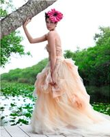 BINTM 'Everglades' with Vera Wang wedding dress