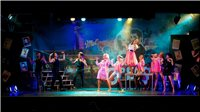Grease , role : sandy, south france