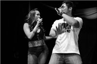 Duet with Hanz (rapper)- Hiphop gig