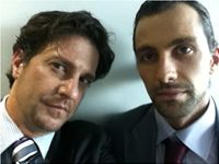 2012 Buddy & Cop - with gangster costar