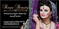 Kim Calera in Raya Beauty 2013 Billboard