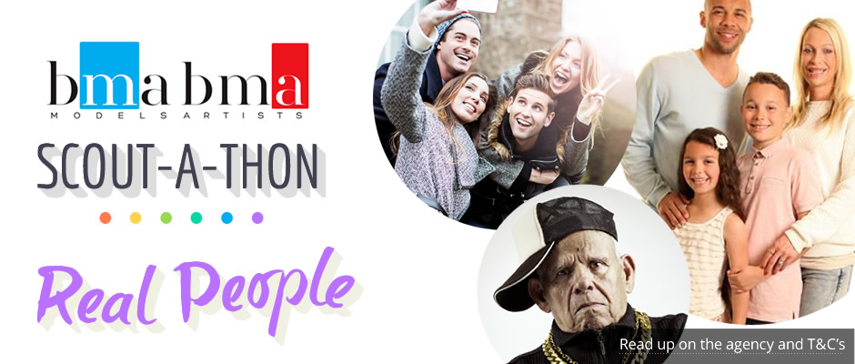 Last Chance! BMA Scout-a-thon: Real People