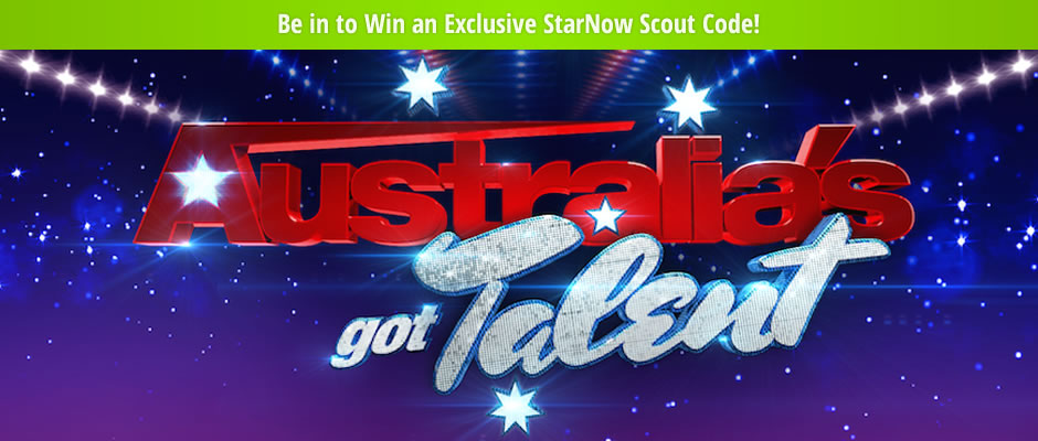 Get Scouted with StarNow & Australia's Got Talent!