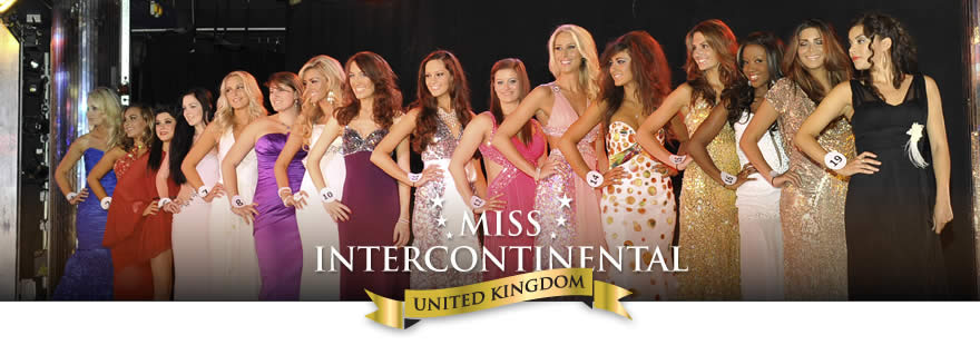 Miss Intercontinental UK 2012