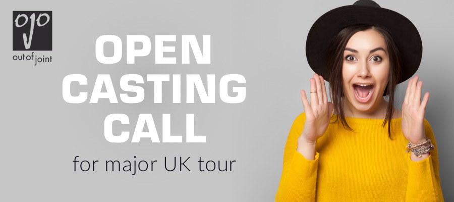 THIS SATURDAY!-Major UK Theatre Tour Open Casting Call - London