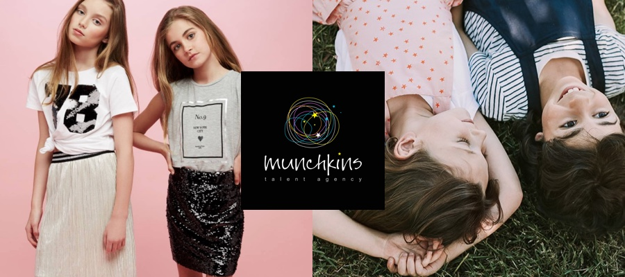 Munchkins Talent Agency: Kids for Film TV and Modelling Work - Closing Soon