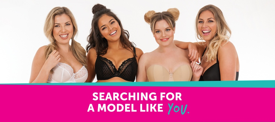 CLOSING SOON! Become The Face of Curvy Kate USA!
