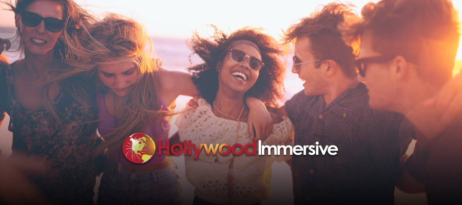 Closing soon! It's your time to shine with Hollywood Immersive
