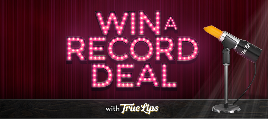 Enter now for your chance to Win A Record Deal!