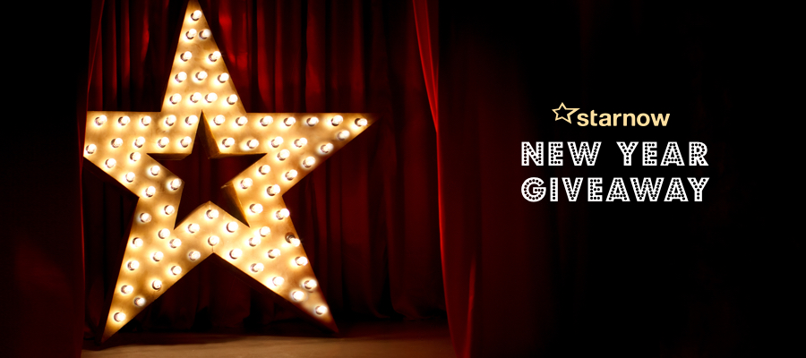 StarNow Giveaway: Ultimate New Year Package For Success!