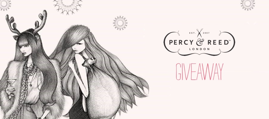 StarNow Giveway – Swish Into 2018 With Seriously Good Hair By Percy & Reed