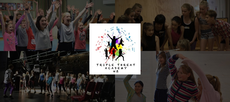 LAST CHANCE! Triple Threat Academy's Musical Theatre Workshops Giveaway