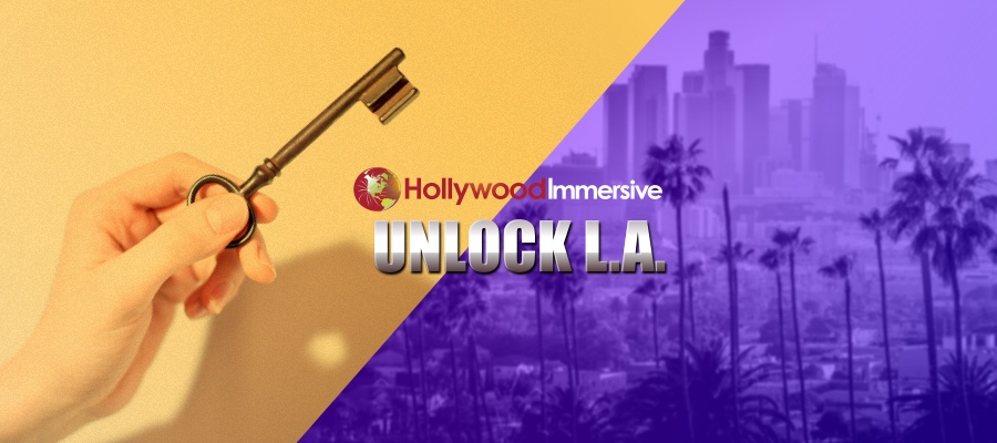 Win flights, accommodation & training with Hollywood Immersive in L.A.!