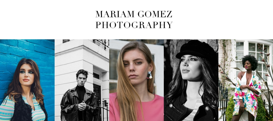 StarNow Giveaway: Professional Model Photoshoot with Mariam Gomez