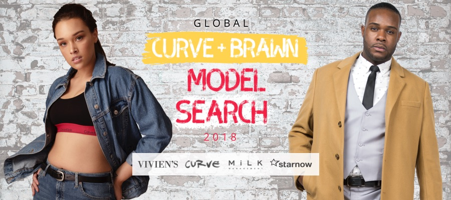 Closing Soon! Global Curve & Brawn Model Search 2018.