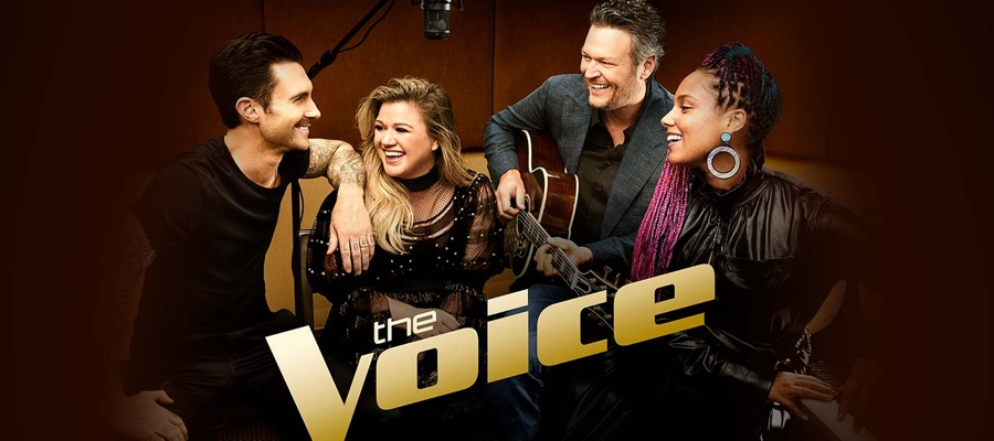 2018 Summer Auditions for The Voice USA