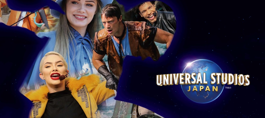 Universal Studios Japan 2018 World Audition Tour - AUS Auditions This Week!