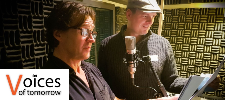 Closing Soon!: Win a Spot in Voices of Tomorrow Intro to Voice Over Course!