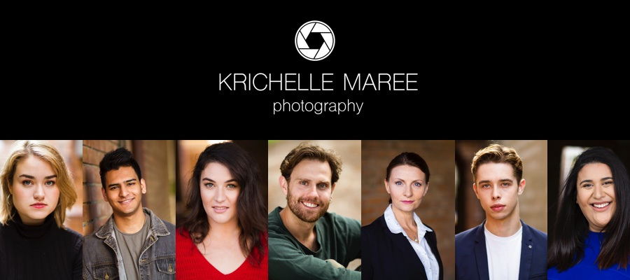 LAST CHANCE: Be in to Win a Headshot Prize with Krichelle Maree Photography