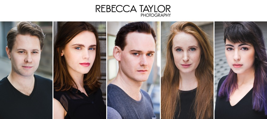 CLOSING SOON: Be in to Win New Headshots From Rebecca Taylor Photography