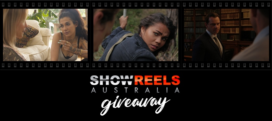GIVEAWAY: Be In To Win A 3 Minute Showreel from Showreels Australia!