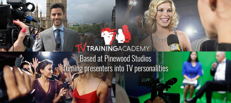 New Year!! New Career?? - Win Professional Presenter Training & Showreel