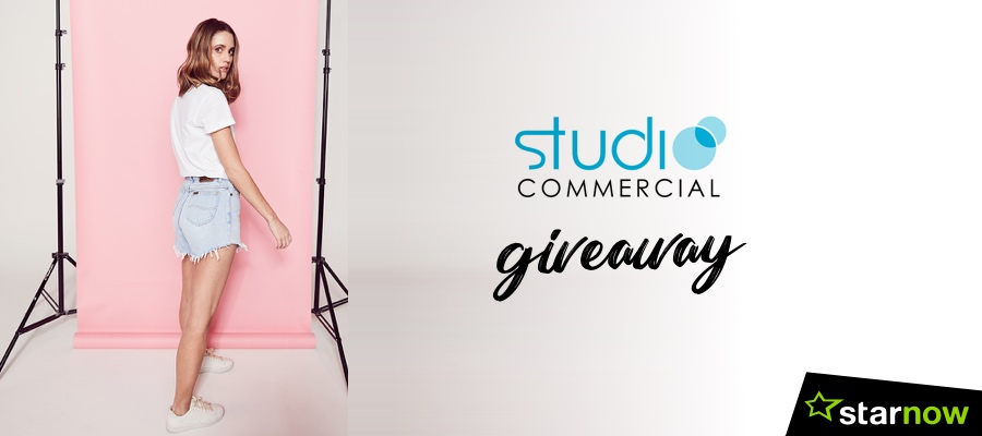 CLOSING SOON GIVEAWAY: Win a Fashion Shoot with Studio Commercial!