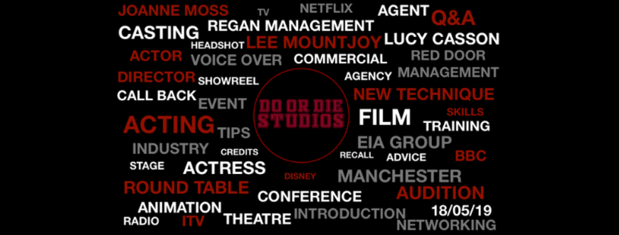 StarNow Giveaway - Tickets To The MCR Actor's Conference