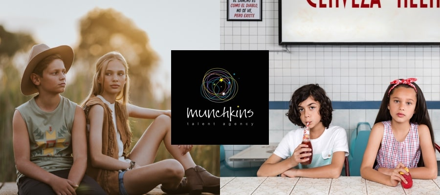 Munchkins Agency Seeks Kids for Film, TV & Modelling Work!