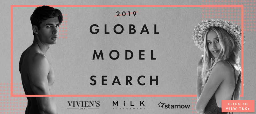 *CLOSING SOON* Guys & Gals, the Global Model Search 2019 is here!