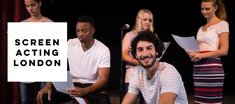 StarNow Giveaway - Acting Course With Screen Acting London