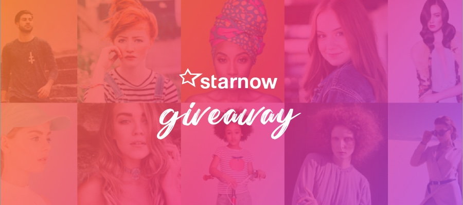 StarNow Giveaway - Win A Place At A TV Training Academy Event