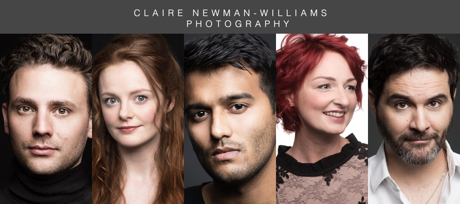 StarNow Giveaway - Headshot Session With Claire Newman Williams