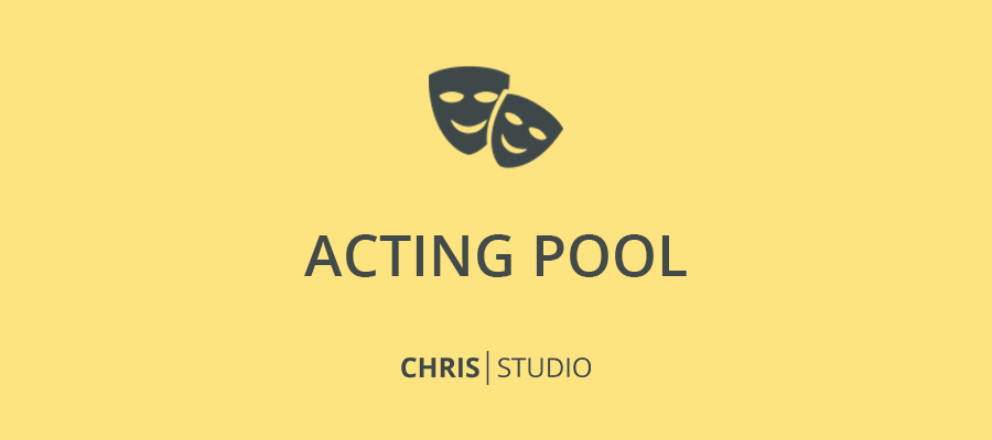 PAID- Actors Wanted for Showreel Scenes!