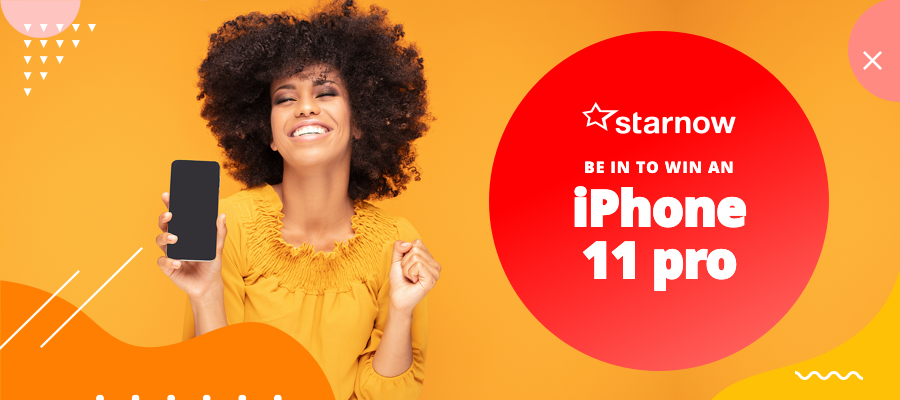 Fancy a new iPhone? Apply for free and you could win one!