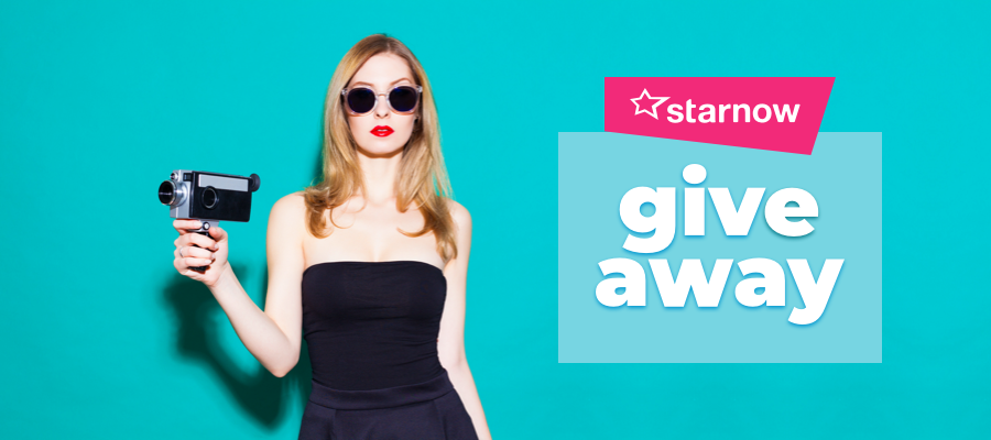 GIVEAWAY: Be in to Win a Self-tape Starter Kit!