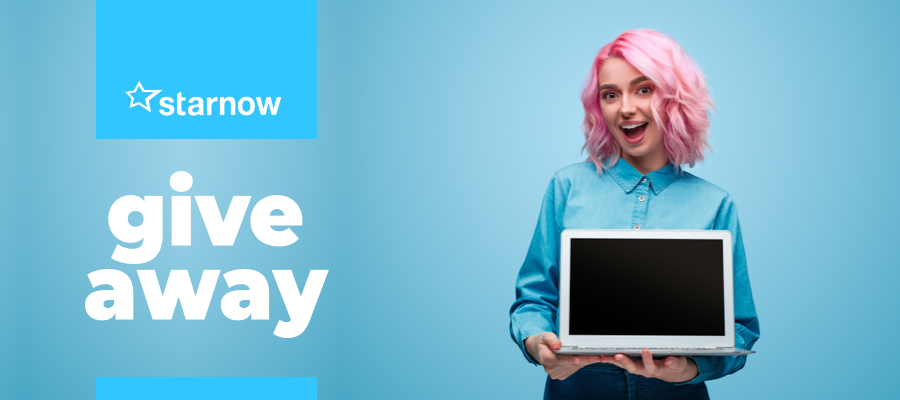 GIVEAWAY: Be in to Win a Personalised StarNow Profile Advice Session!