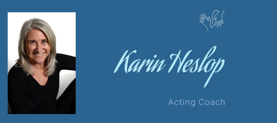 WIN - Skype Training with 1-2-1 Acting Coach, Karin Heslop