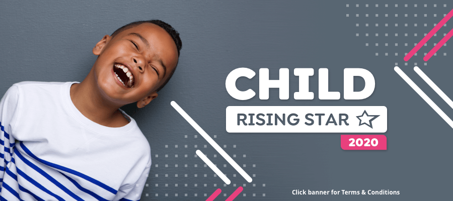CLOSING SOON: Are you StarNow's Child Rising Star 2020?