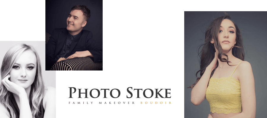 GIVEAWAY - Win a Model Portfolio Shoot with Photo Stoke