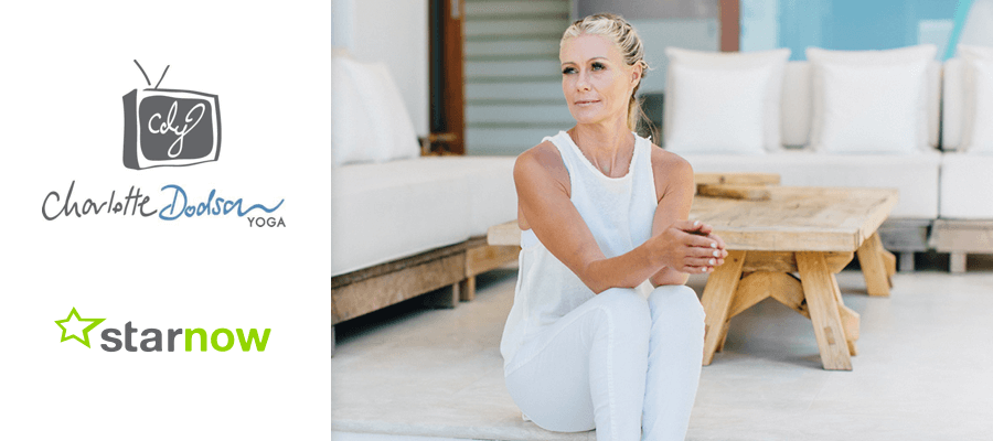 GIVEAWAY: Be in to Win 1 Month of Charlotte Dodson Online Yoga Classes